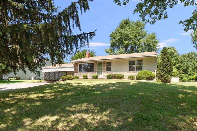 3005 Fee Fee Rd, Maryland Heights, MO 63043 (#21044358) :: St. Louis Finest Homes Realty Group