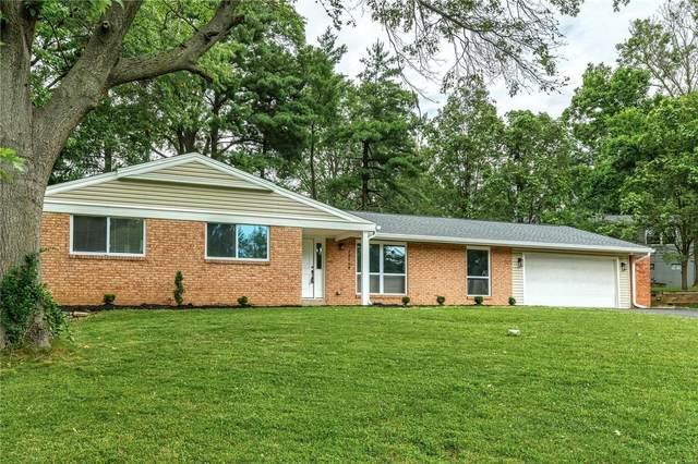 12119 Land O Lakes, St Louis, MO 63146 (#21044495) :: Parson Realty Group