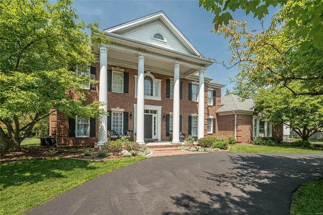 101 Ladue Glen Ct, Chesterfield, MO 63017 (#21044932) :: Parson Realty Group