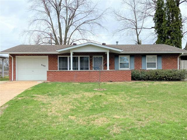 4102 Shirley, Belleville, IL 62226 (#21045025) :: Clarity Street Realty