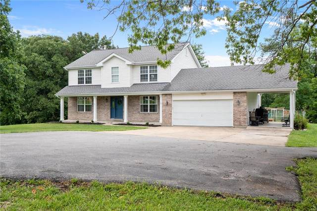 2768 Hopewell Road, Wentzville, MO 63385 (#21045292) :: Parson Realty Group