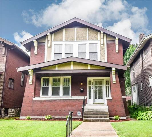 3138 Geyer Avenue, St Louis, MO 63104 (#21045713) :: Clarity Street Realty