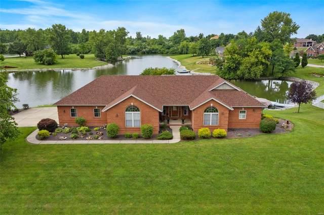 3271 Sugar Lake Dr., Freeburg, IL 62243 (#21045915) :: Parson Realty Group
