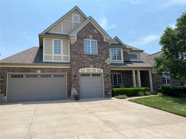 832 Harmony View Drive, Saint Peters, MO 63376 (#21046077) :: Blasingame Group   Keller Williams Marquee