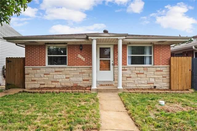 6966 Lansdowne Avenue, St Louis, MO 63109 (#21046303) :: Jenna Davis Homes LLC