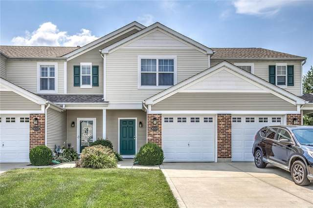 4009 Gentry Lane, Swansea, IL 62226 (#21046405) :: Parson Realty Group