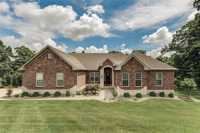 18633 Windy Hollow Lane, Wildwood, MO 63069 (#21046532) :: Parson Realty Group