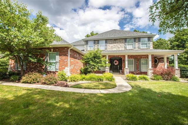 316 Perceval Drive, Weldon Spring, MO 63304 (#21046618) :: PalmerHouse Properties LLC
