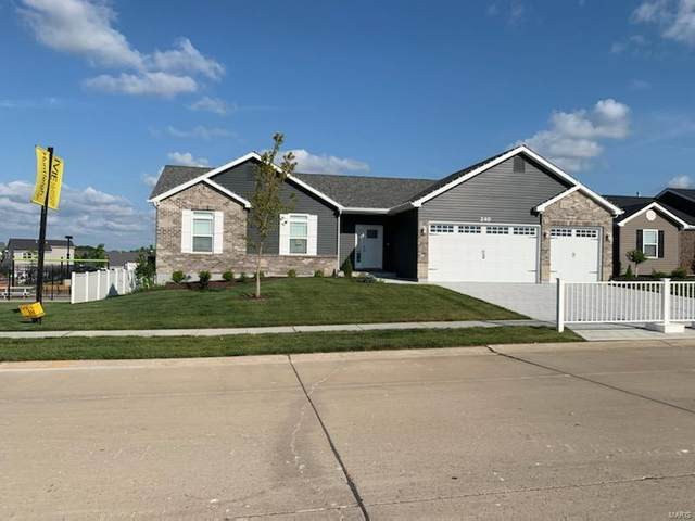 230 Huntleigh Parkway, Wentzville, MO 63385 (#21046760) :: Parson Realty Group
