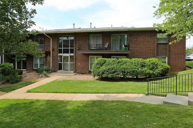 10368 Forest Brook Lane A, St Louis, MO 63146 (#21047496) :: RE/MAX Professional Realty