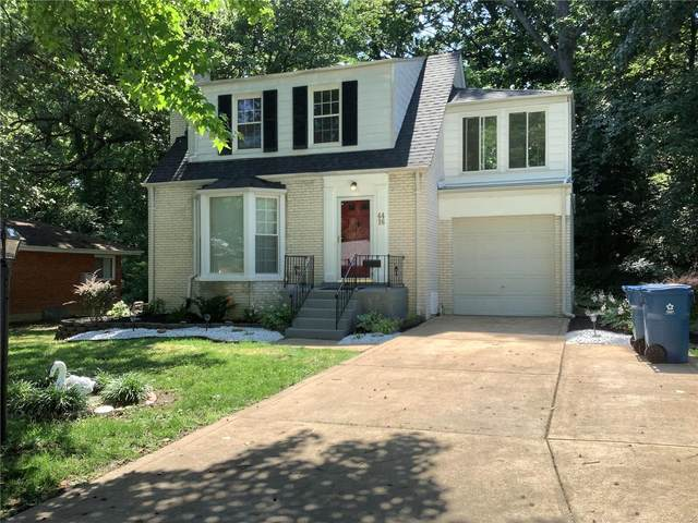 4416 Nelson Drive, St Louis, MO 63121 (#21047497) :: Parson Realty Group