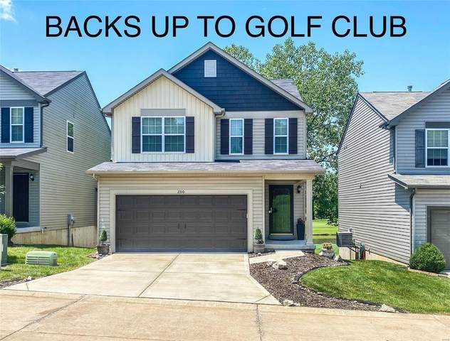 2310 Wills Hollow Drive, Saint Peters, MO 63376 (#21047549) :: Blasingame Group   Keller Williams Marquee