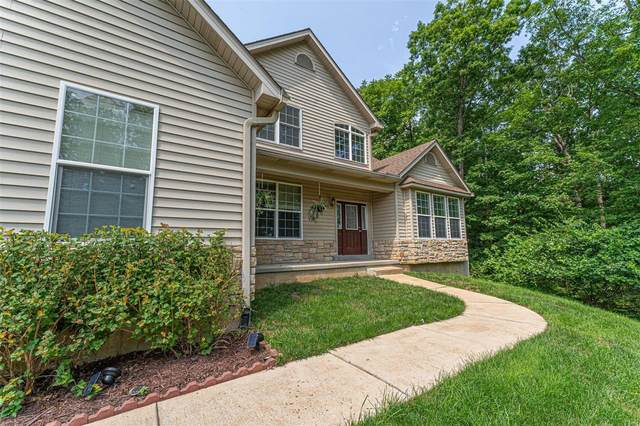112 Mystic Valley Drive, Wildwood, MO 63069 (#21047804) :: Clarity Street Realty