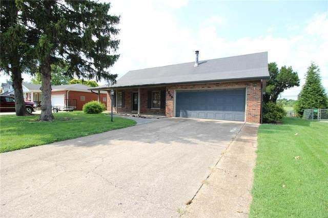 2569 Buenger Lane, Granite City, IL 62040 (#21047816) :: Parson Realty Group
