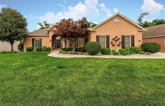 8546 Terracotta Place, O'Fallon, IL 62269 (#21048227) :: Fusion Realty, LLC