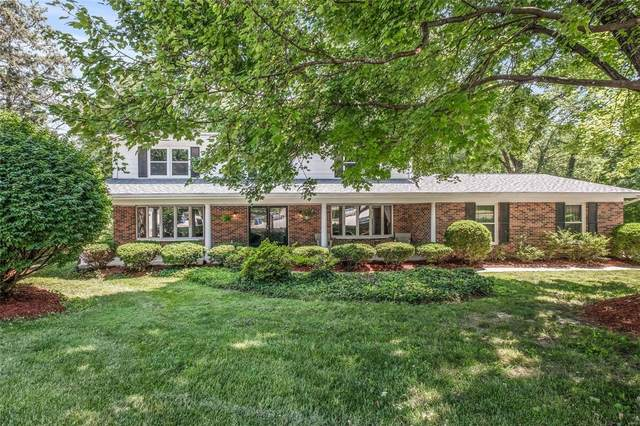 14 Beaufort Ct, Saint Charles, MO 63301 (#21048521) :: Parson Realty Group