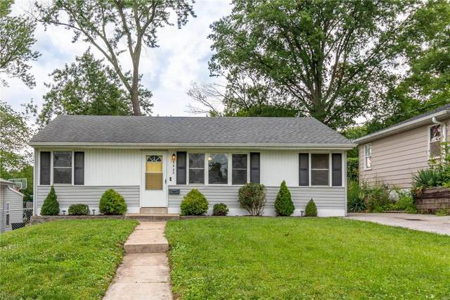 7925 Harlan Avenue, St Louis, MO 63123 (#21048570) :: Parson Realty Group