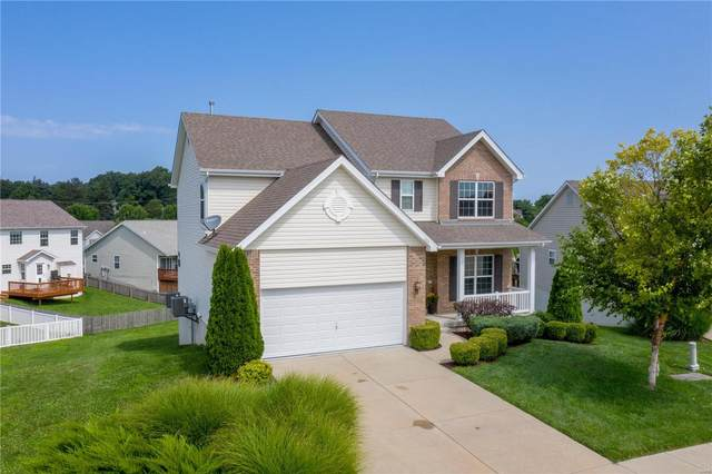 683 Landolakes Circle, Belleville, IL 62220 (#21048643) :: The Becky O'Neill Power Home Selling Team