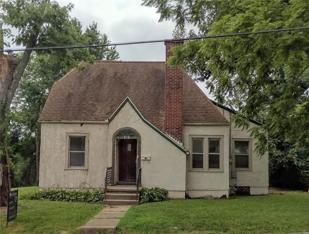 1203 Woodland Drive, Jackson, MO 63755 (#21048801) :: Parson Realty Group