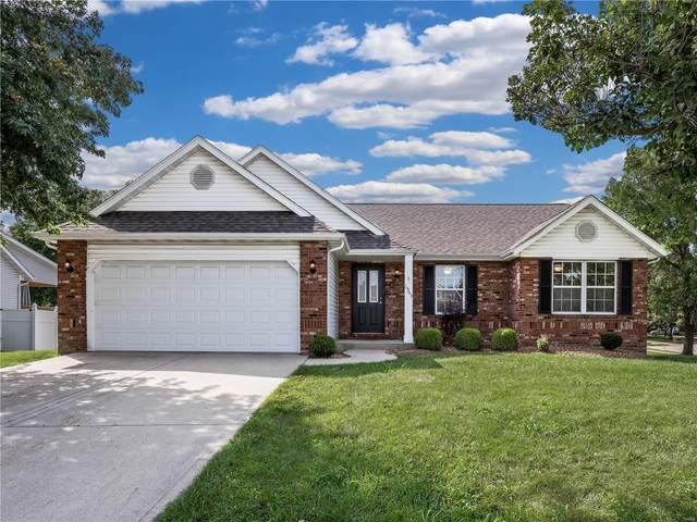1503 Fairoaks Drive, Troy, IL 62294 (#21048925) :: Clarity Street Realty