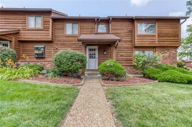 238 Cedar Grove Dr C, Saint Charles, MO 63304 (#21048979) :: Jeremy Schneider Real Estate
