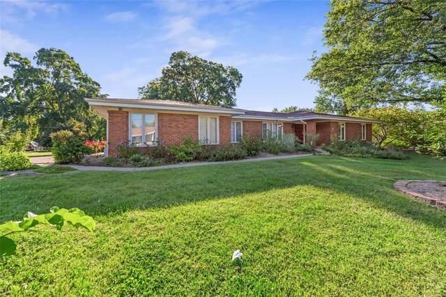 1414 N Woodlawn Avenue N, St Louis, MO 63122 (#21049697) :: Parson Realty Group