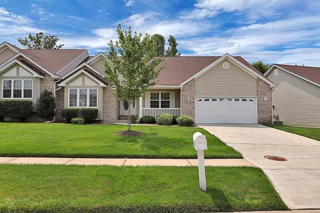 112 Dardenne Landing Court, Dardenne Prairie, MO 63368 (#21049810) :: PalmerHouse Properties LLC