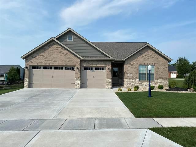 3328 Drysdale Court, Edwardsville, IL 62025 (#21049828) :: Blasingame Group | Keller Williams Marquee