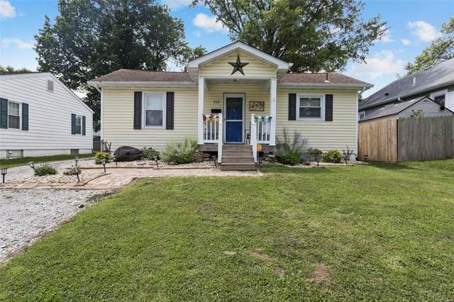 112 Verne Avenue, Belleville, IL 62226 (#21049855) :: Fusion Realty, LLC