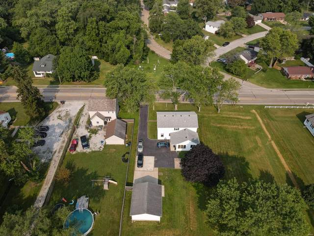 203 Union Hill, Fairview Heights, IL 62208 (#21049892) :: Fusion Realty, LLC