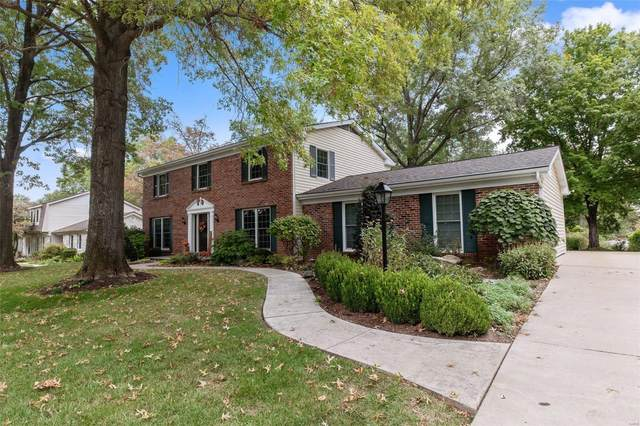 1592 Yarmouth Point Drive, Chesterfield, MO 63017 (#21050104) :: Parson Realty Group