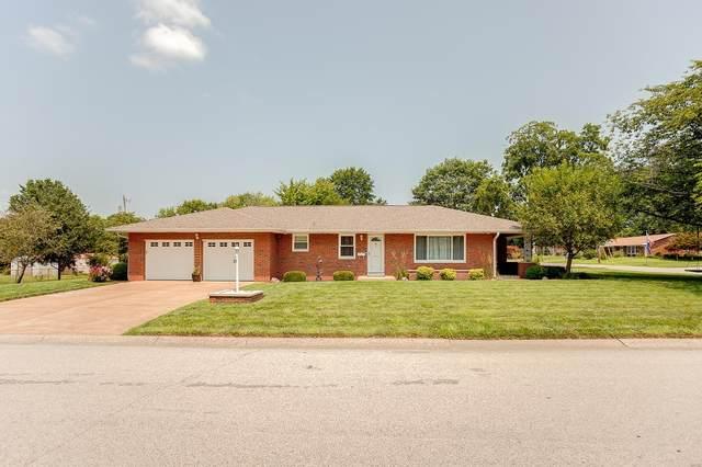 114 Virginia Avenue, O'Fallon, IL 62269 (#21050139) :: Clarity Street Realty