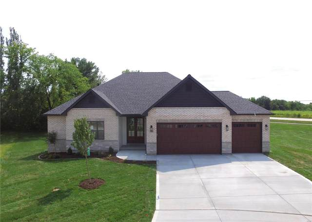 280 Laurens Spring Court, Lake St Louis, MO 63367 (#21050190) :: PalmerHouse Properties LLC