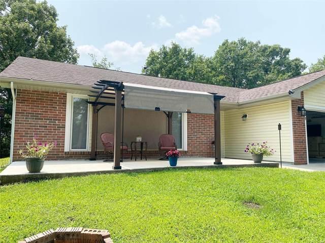 409 Fleetwood Drive, Waynesville, MO 65583 (#21050250) :: RE/MAX Professional Realty