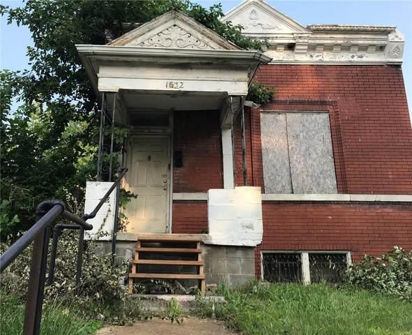 1632 Semple Avenue, St Louis, MO 63112 (#21050324) :: Parson Realty Group