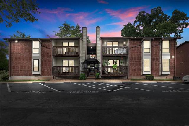 123 W Woodbine Avenue G, St Louis, MO 63122 (#21050479) :: Parson Realty Group