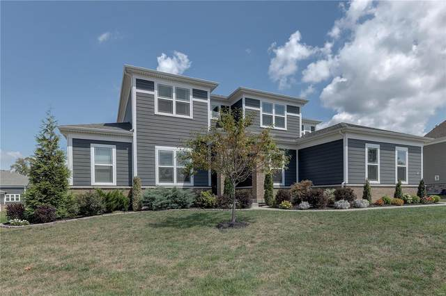 970 Silver Buck Lane, Chesterfield, MO 63005 (#21050697) :: Parson Realty Group