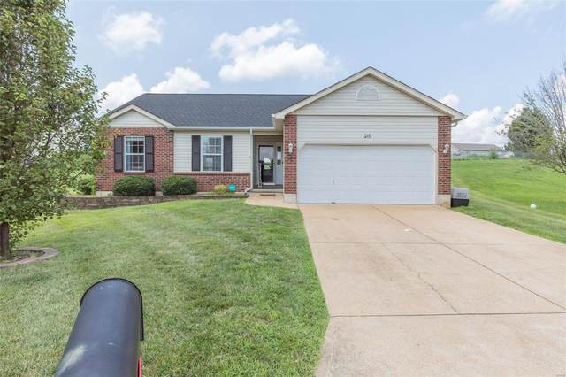 210 Santschi Circle, Herculaneum, MO 63048 (#21050781) :: St. Louis Finest Homes Realty Group
