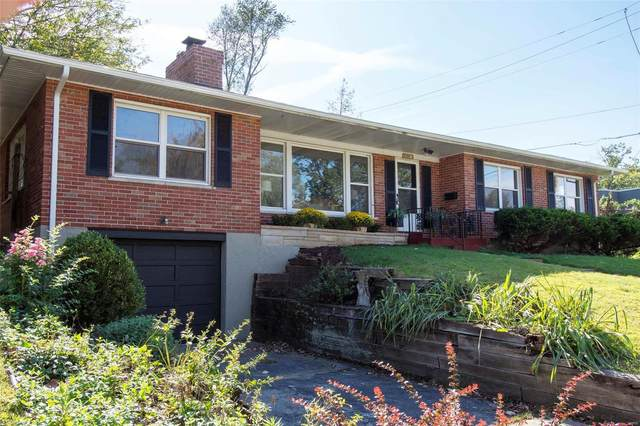 8624 Rowland Drive, St Louis, MO 63132 (#21050978) :: RE/MAX Professional Realty