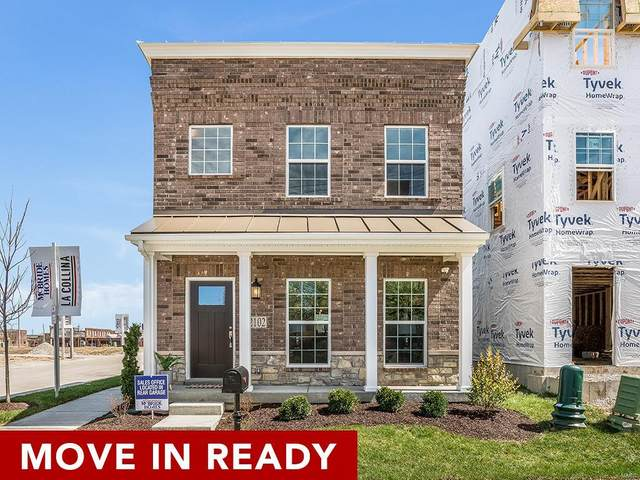 2102 Hereford Street, St Louis, MO 63110 (#21051074) :: Reconnect Real Estate