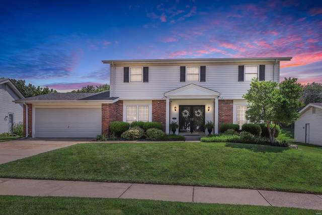 14947 Pocono Circle, Chesterfield, MO 63017 (#21051260) :: Jenna Davis Homes LLC