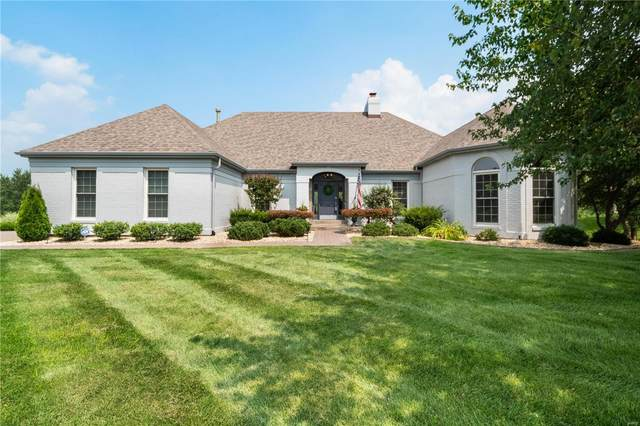 54 W Meath Ring, Weldon Spring, MO 63304 (#21051359) :: Parson Realty Group