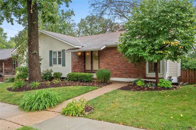 1433 Weatherby, St Louis, MO 63146 (#21051475) :: Delhougne Realty Group