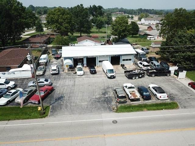 8813 Veterans Memorial Parkway, O'Fallon, MO 63366 (#21051538) :: Jenna Davis Homes LLC