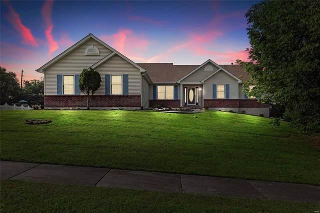 1249 Highland Circle Dr, Wentzville, MO 63385 (#21051591) :: PalmerHouse Properties LLC