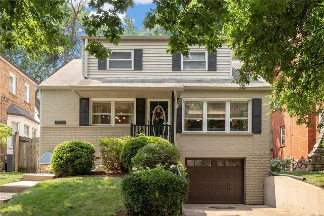 7808 Stanford Avenue, University City, MO 63130 (#21051606) :: Reconnect Real Estate