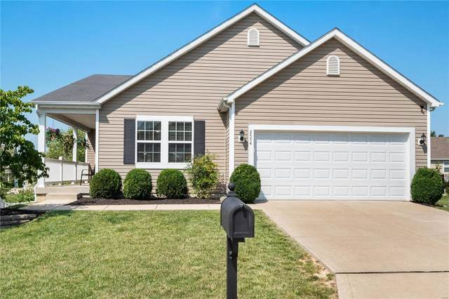 2554 Amber Willow Court, Lake St Louis, MO 63367 (#21051702) :: St. Louis Finest Homes Realty Group