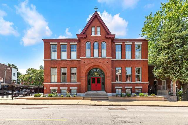 2216 Sidney Street #7, St Louis, MO 63104 (#21051812) :: Kelly Hager Group   TdD Premier Real Estate
