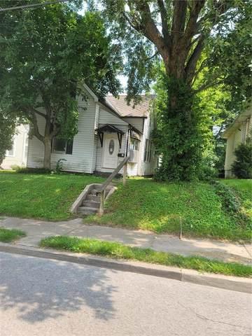 316 S 11th Street, Belleville, IL 62220 (#21051903) :: Innsbrook Properties