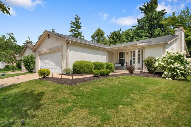 1582 Meadowside Drive, St Louis, MO 63146 (#21051961) :: Terry Gannon | Re/Max Results